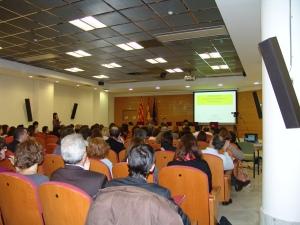 El público asistente a la 21a sesión web